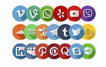 قدرت فیسبوک در مقابل دیگر شبکه های اجتماعی